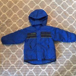 Little Boys Columbia Winter Coat